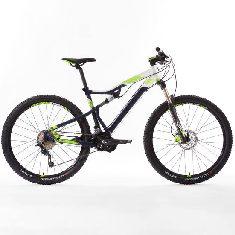 Bici Elettrica  MTB  full 27.5   kit motore centrale  da  500 watt  a 750 watt  a 1000 watt  coppia da 100 a 160 Nm a partire  da :