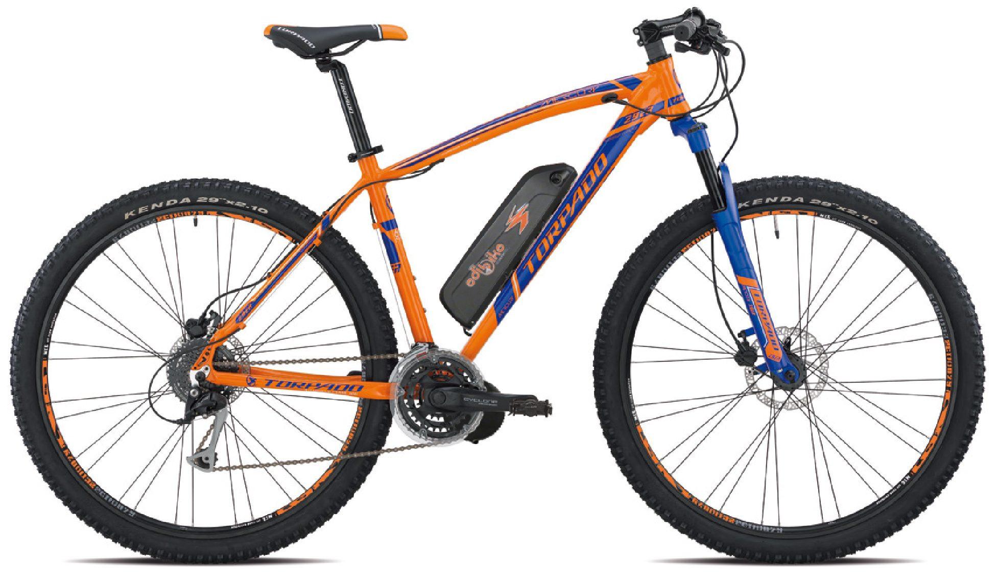 Bici Elettrica  MTB TORPADO  URANOS  29  kit motore centrale  da  500 watt  a 750 watt  a 1000 watt  coppia da 100 a 160 Nm a partire  da :